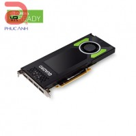 Quadro P4000 (NVIDIA Geforce/ 8Gb/ DDR5/ 256 Bit)