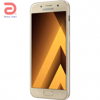 Samsung Galaxy A320F - 2017 (Gold)- 4.7Inch/ 16Gb/ 2 sim