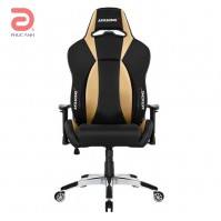 Ghế Game AKRacing PREMIUM PLUS SERIES K700A (Black/Gold)