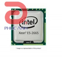 CPU Intel Xeon E5 2665 2.4Ghz-20Mb (Tray) (Up to 3.10Ghz/ 20Mb cache) Sandy Bridge