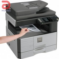 Máy photocopy Sharp AR-6023N (Copy / In mạng / Scan)