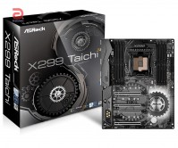 Main Asrock X299 Taichi (Chipset Intel X299/ Socket LGA2066/ None VGA)