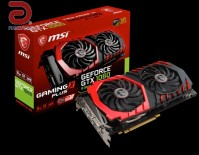 VGA MSI GTX 1060 GAMING X+ 6G (NVIDIA Geforce/ 6Gb/ DDR5/ 192Bit)