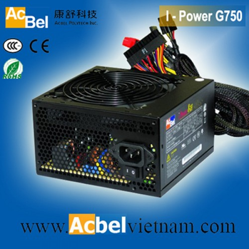 Nguồn Acbel I POWER G750 750W 80 Plus