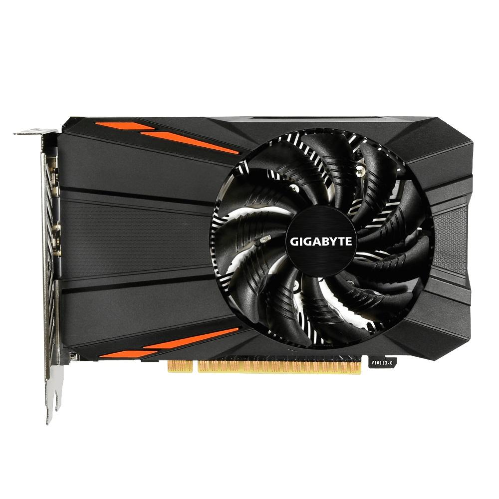 Gigabyte N1050D5-2GD (NVIDIA Geforce/ 2Gb/ DDR5/ 128Bit)