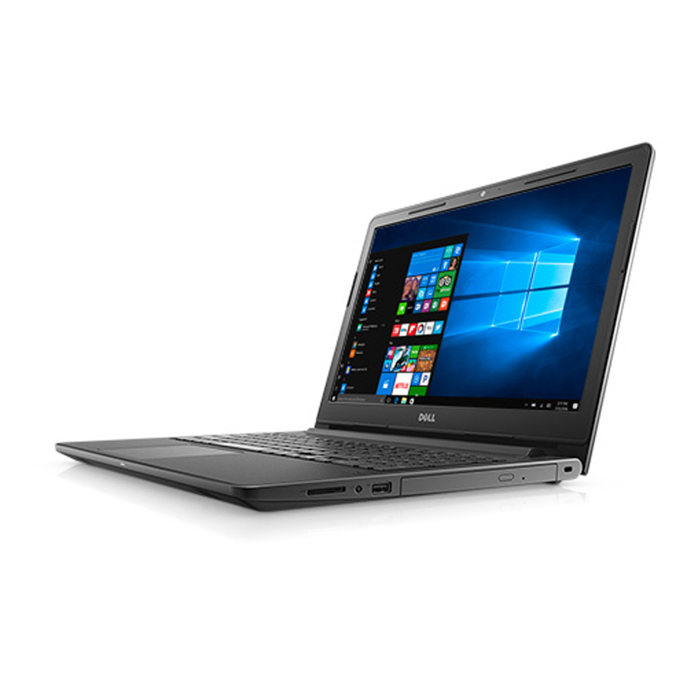 Laptop Dell Vostro V3568B-P63F002-TI54102W10 (Black)