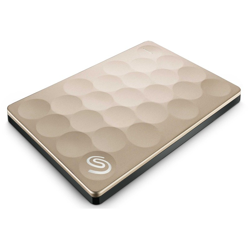Ổ cứng di động Seagate Backup Plus Ultra Slim 1Tb USB3.0 Gold