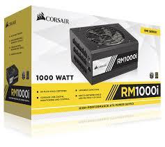 Nguồn Corsair RM1000i 1000W 80 Plus Gold