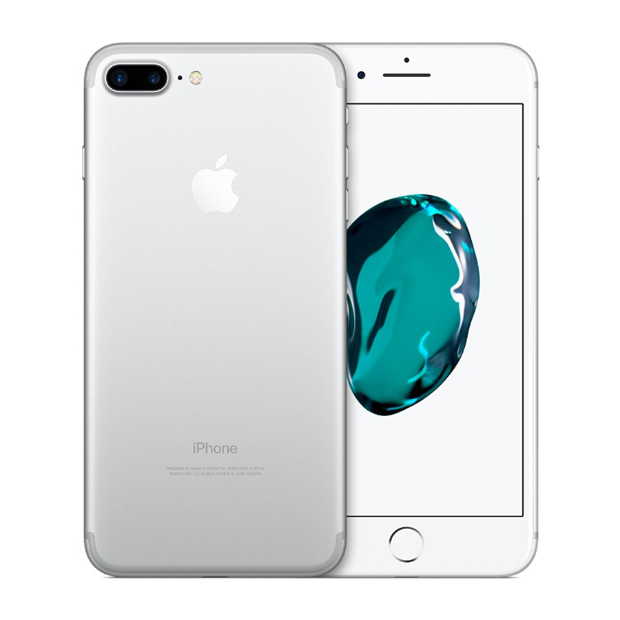 Apple iPhone 7 Plus 128Gb - (Silver)