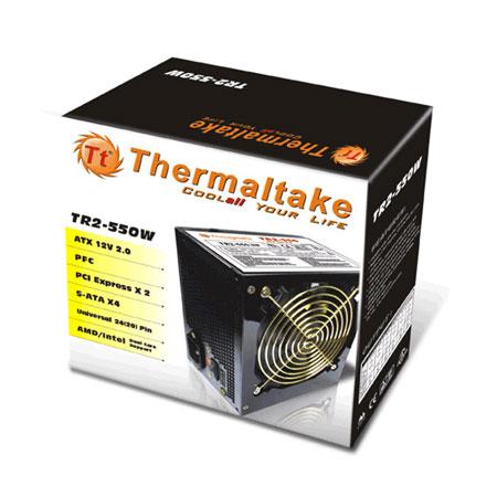 Nguồn Thermaltake TR2 550W 80 Plus