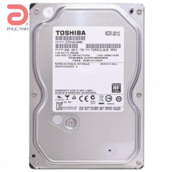 Ổ Cứng Trong HDD Toshiba 5TB 3 5inch SATA3 7200rpm 64MB