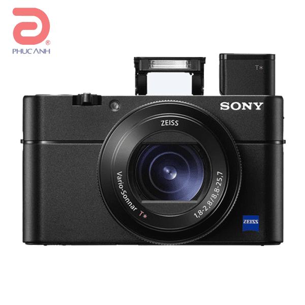 Máy chụp ảnh KTS Sony Cyber shot RX100M5 20 1MP