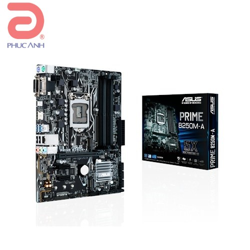 Mainboard Asus PRIME B250M A Chipset Intel B250 Socket LGA1151 VGA onboard