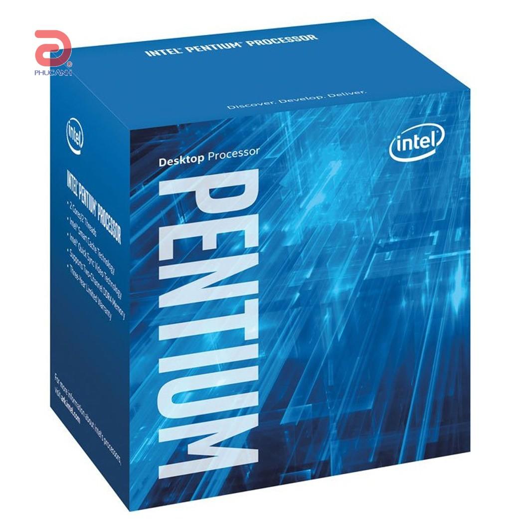 Bộ vi xử lý Intel Pentium G4560 3 5Ghz 3Mb cache Kabylake