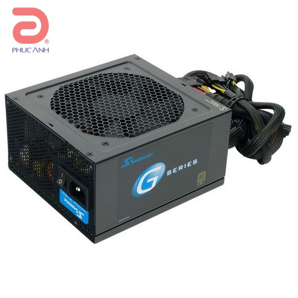 Nguồn Seasonic G650RM 650W 80 Plus