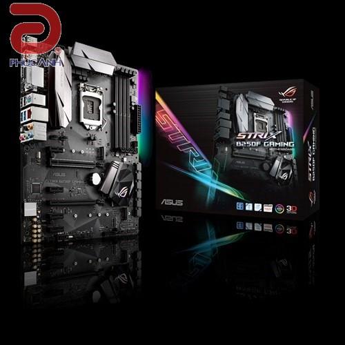 Mainboard Asus STRIX B250F GAMING Chipset Intel B250 Socket LGA1151 VGA onboard