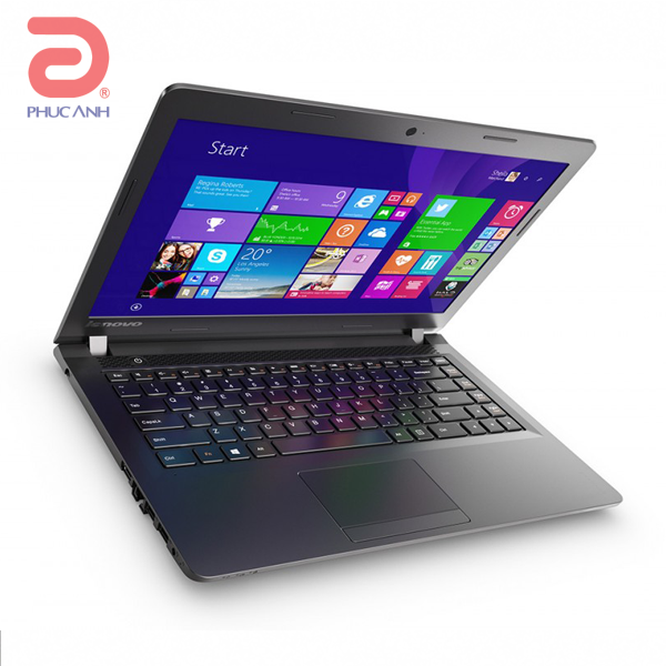Laptop Lenovo IdeaPad 100-80RK004PVN (Black)
