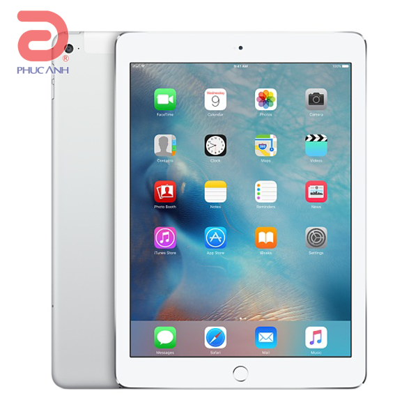 Apple iPad New Cellular (Silver)