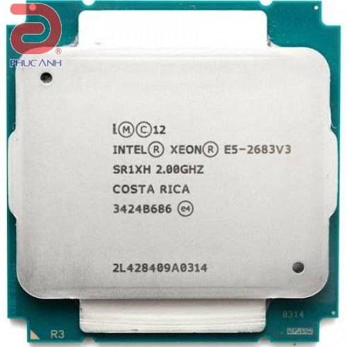 CPU Intel Xeon E5 2683 V3 2.0Ghz-35Mb (Tray) (Up to 3.0Ghz/ 35Mb cache) Haswell