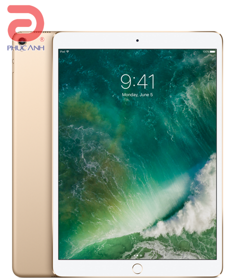 Apple iPad Pro 10.5 Cellular (Gold)- 256Gb/ 10.5Inch/ 4G