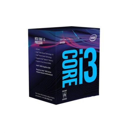 CPU Intel Core i3 8100 (3.60Ghz/ 6Mb cache) Coffee Lake