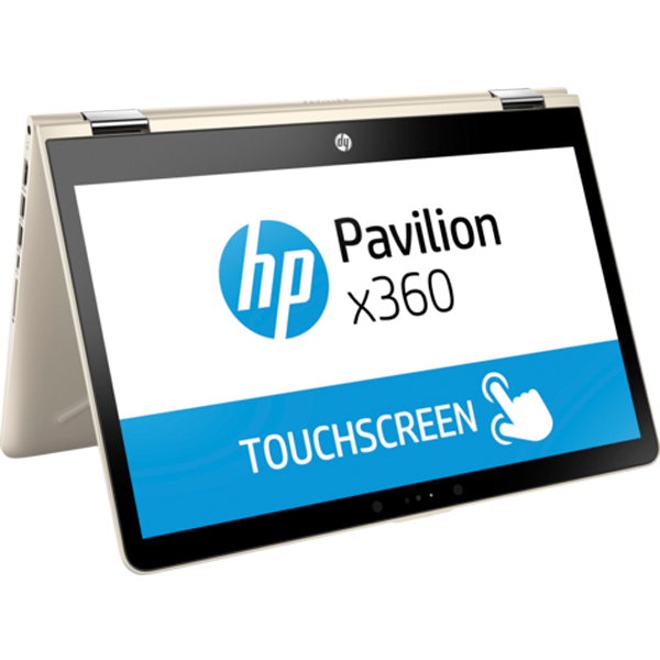 Laptop HP Pavilion x360 14-ba066TU 2GV28PA (Gold)