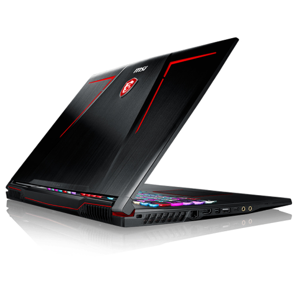 Laptop MSI GE63VR 7RE Raider 088XVN (Black)