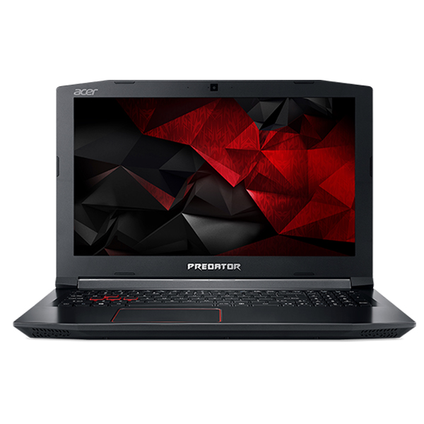 Laptop Acer Gaming Predator G3-572-70J1 NH.Q2CSV.003 (Black)