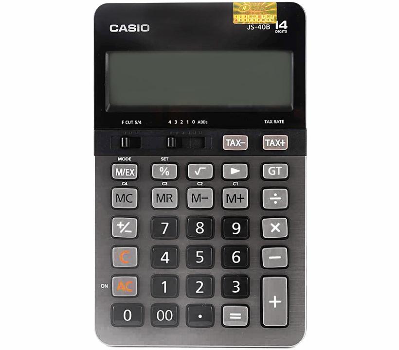 Máy tính Casio JS-40B