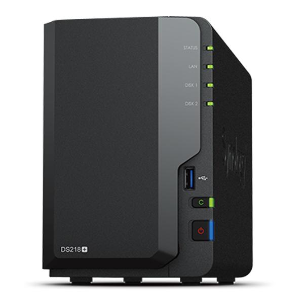 Ổ lưu trữ mạng Synology DS218+ (chưa có ổ cứng)