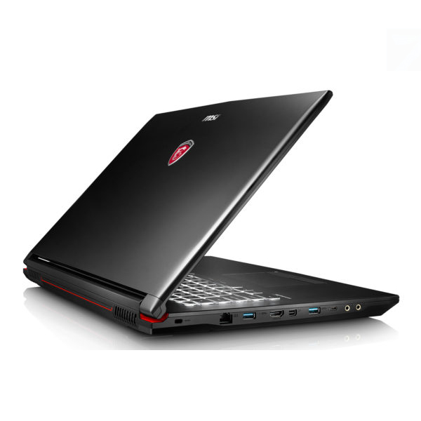 Laptop MSI GP72M 7REX Leopard Pro 1216XVN (Black)