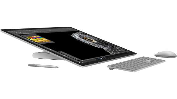Máy tính All in one Microsoft  Surface Studio i7/1TB/16Gb