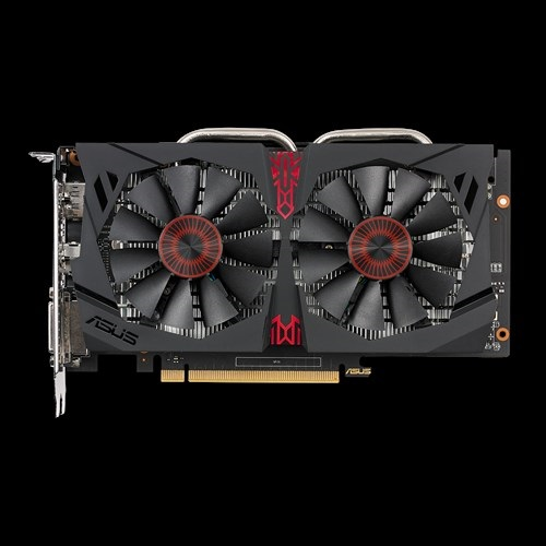 Card Asus STRIX GTX1050TI-DC2O4G-GAMING