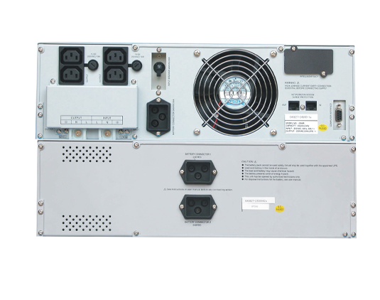 Bộ lưu điện Online Santak C6KR Rackmount