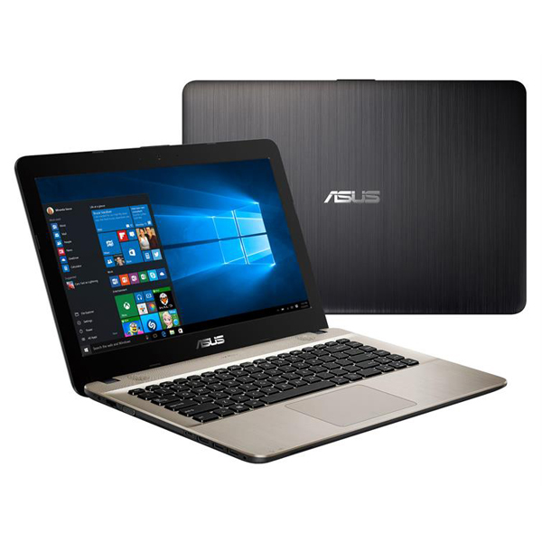 Laptop Asus A411UA-EB447T (Black) - FingerPrint