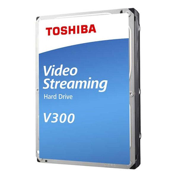 Ổ cứng Camera Toshiba V300 Video Stream 2Tb 5700rpm 64Mb