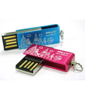 Thẻ nhớ USB PNY Lovely Attache 8Gb