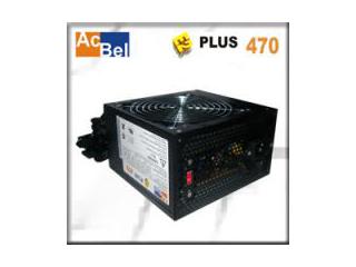 Nguồn PC Acbel ATX E2 470 PLUS 470W